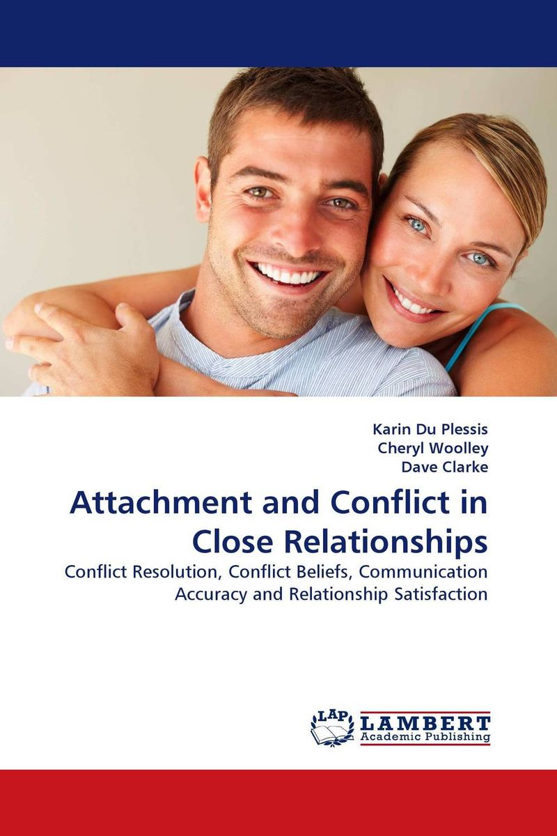 Attachment and Conflict in Close Relationships цены онлайн