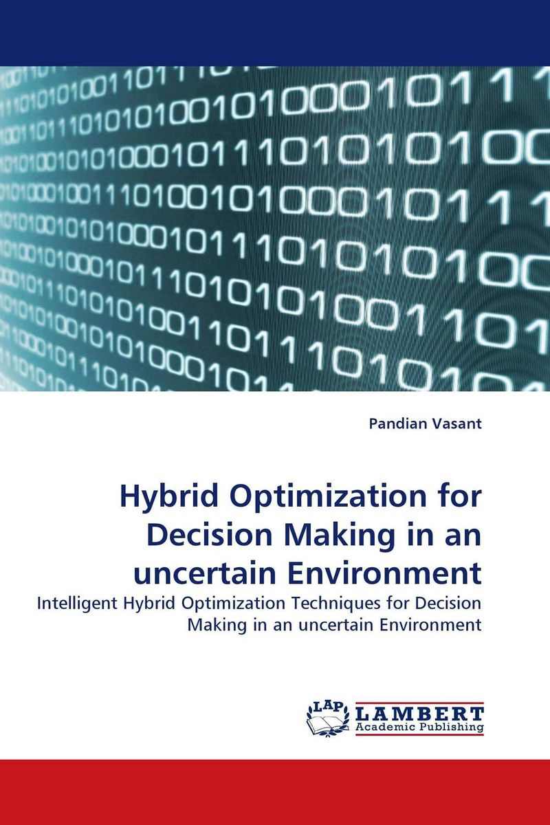 Hybrid Optimization for Decision Making in an uncertain Environment implement artificial intelligent optimization techniques with matlab