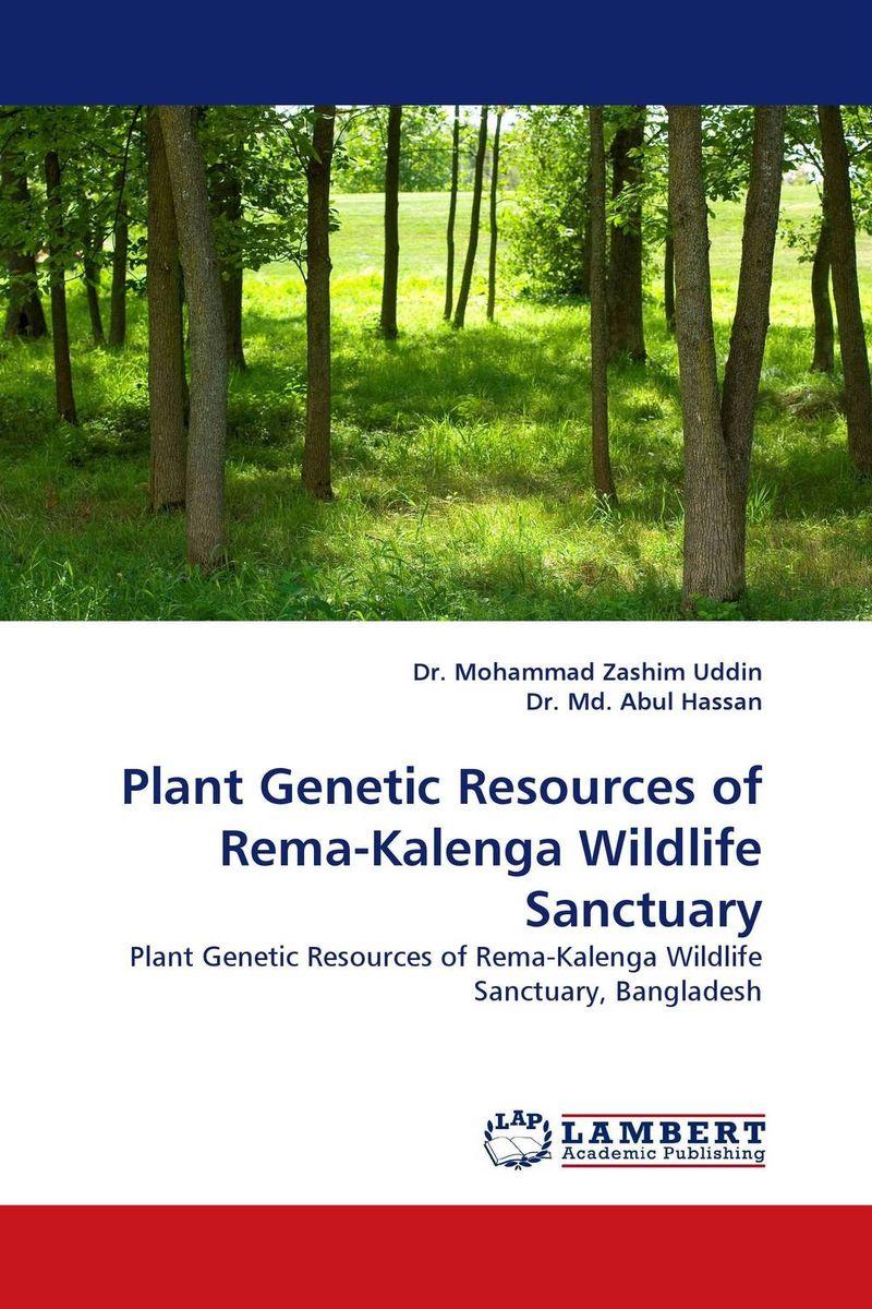 Plant Genetic Resources of Rema-Kalenga Wildlife Sanctuary plant genetic resources