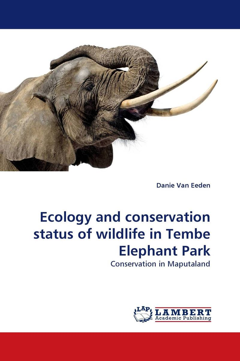 Ecology and conservation status of wildlife in Tembe Elephant Park