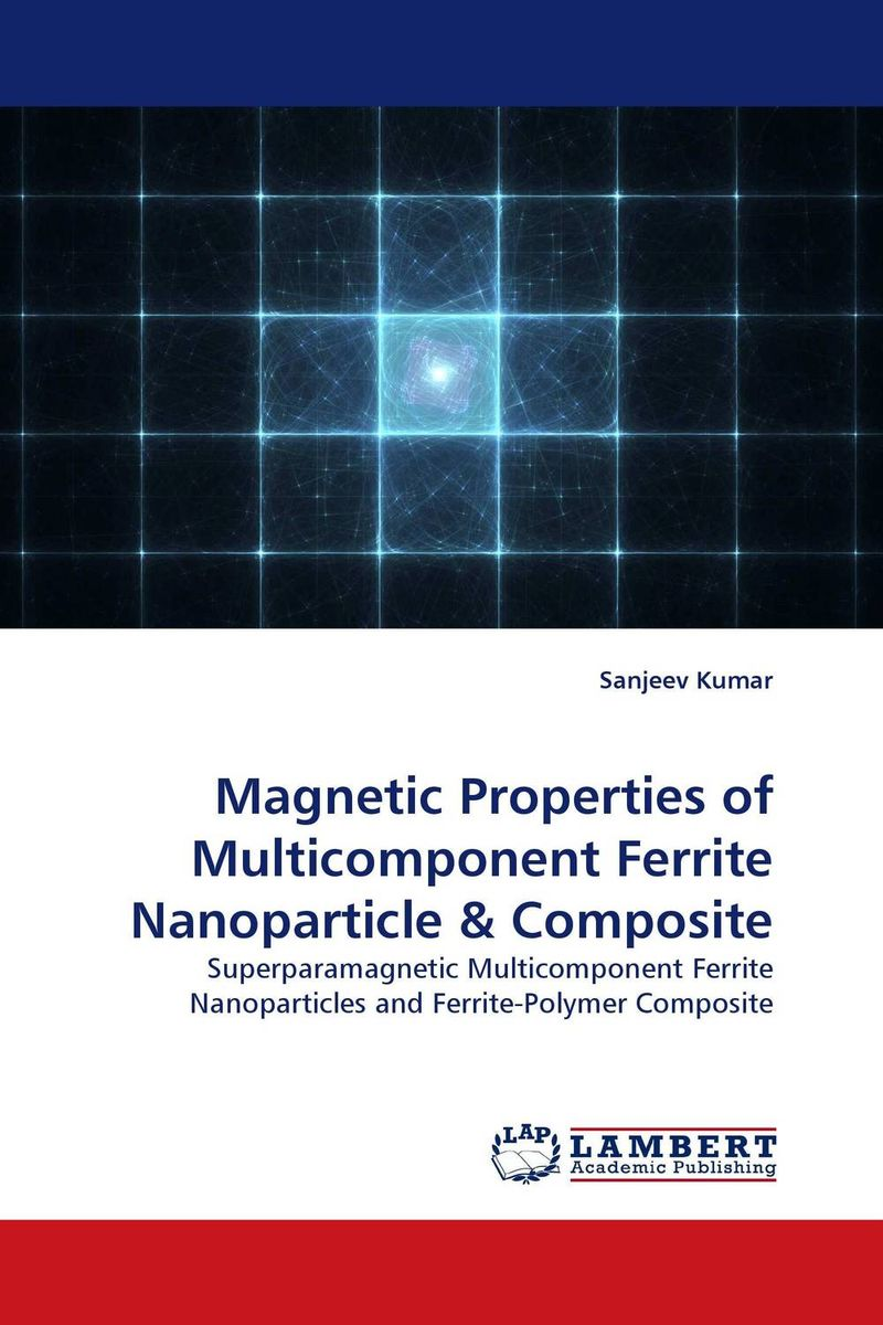 Magnetic Properties of Multicomponent Ferrite Nanoparticle & Composite muhammad haris afzal use of earth s magnetic field for pedestrian navigation