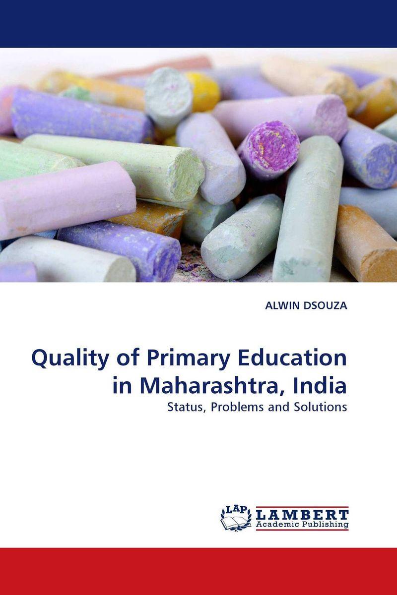 Quality of Primary Education in Maharashtra, India alwin dsouza quality of primary education in maharashtra india