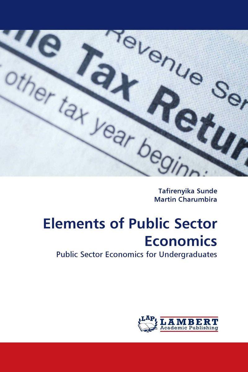Elements of Public Sector Economics