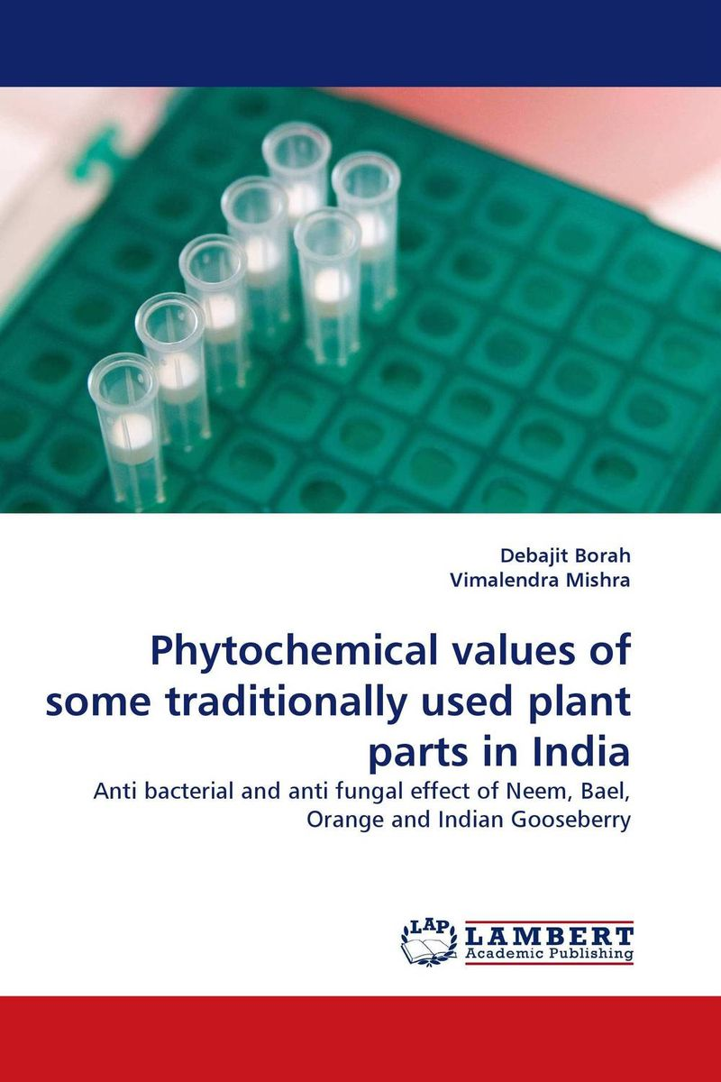 Phytochemical values of some traditionally used plant parts in India improved expression of bacterial chia in plant by codon optimisation
