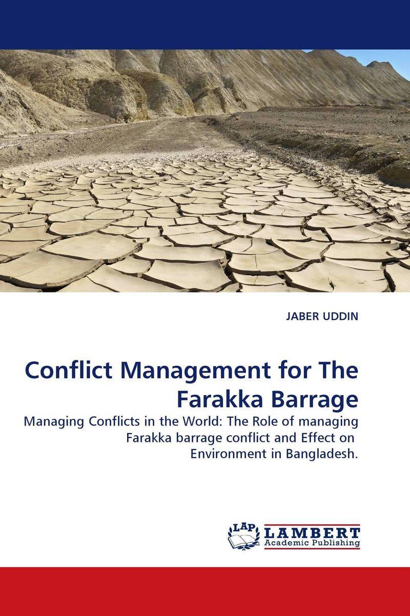 Conflict Management for The Farakka Barrage фильтры помпы the source of water