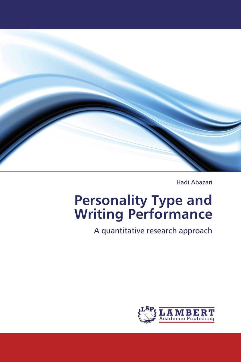 Personality Type and Writing Performance