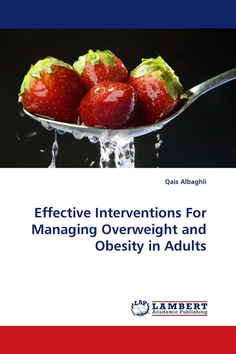 Effective Interventions For Managing Overweight and Obesity in Adults managing projects made simple