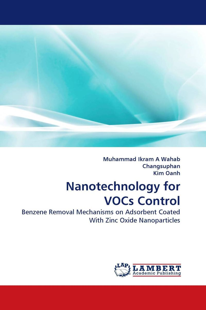 Nanotechnology for VOCs Control developments in surface contamination and cleaning methods for removal of particle contaminants