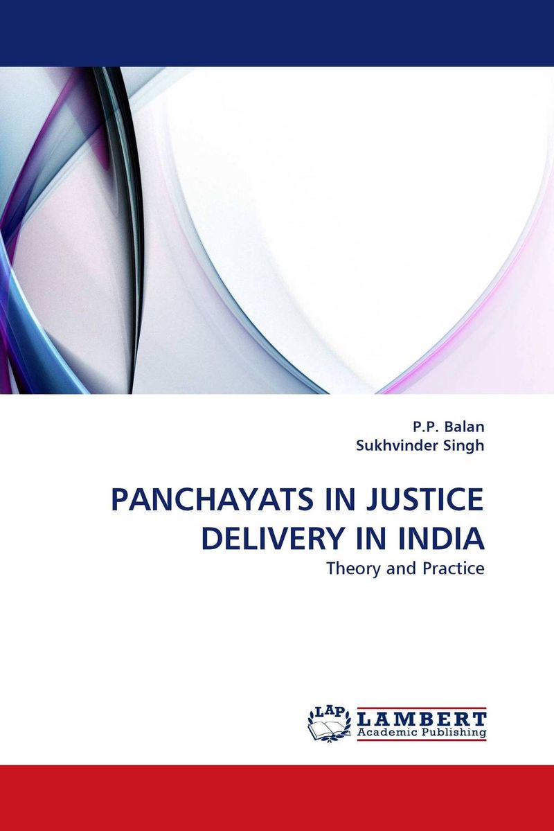 PANCHAYATS IN JUSTICE DELIVERY IN INDIA panchayats in justice delivery in india
