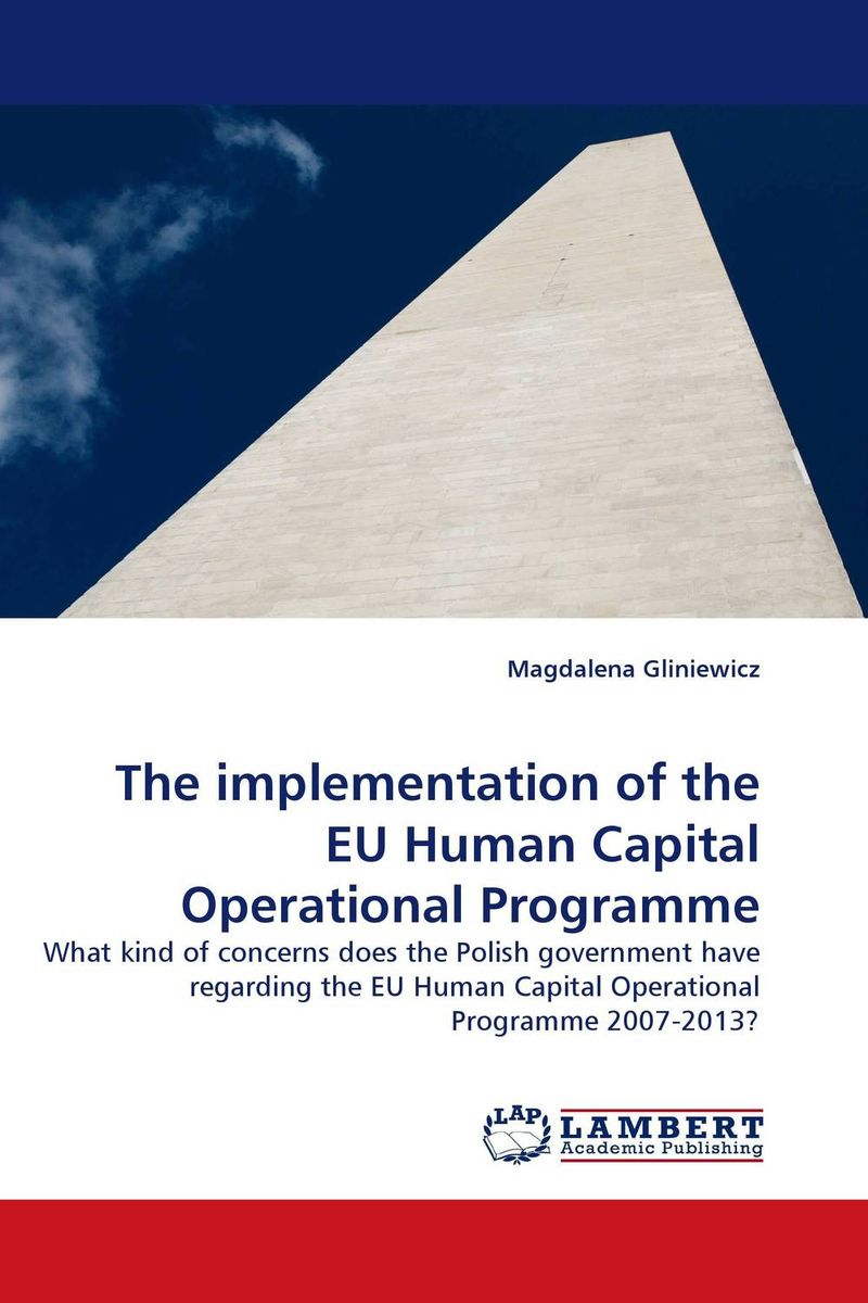 The implementation of the EU Human Capital Operational Programme the impact of technical education on the labour market