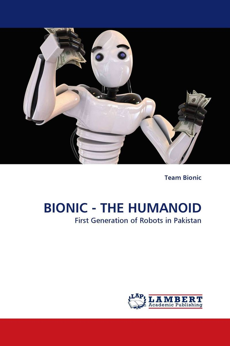 BIONIC - THE HUMANOID new 17 degrees of freedom humanoid biped robot teaching and research biped robot platform model no electronic control system