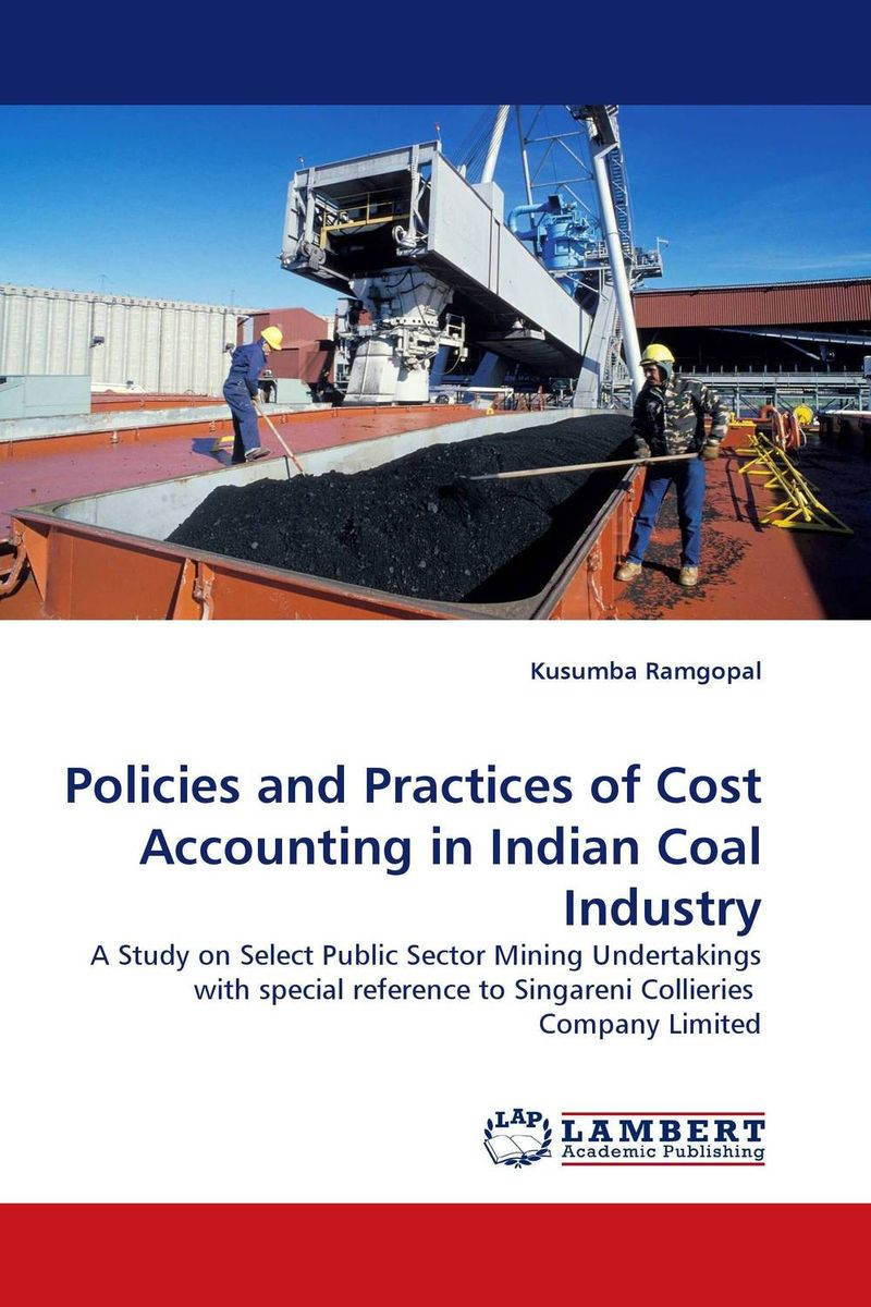 Policies and Practices of Cost Accounting in Indian Coal Industry inventory accounting