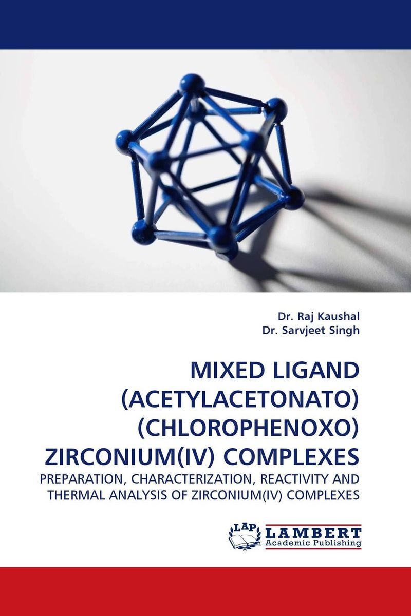 MIXED LIGAND (ACETYLACETONATO)(CHLOROPHENOXO) ZIRCONIUM(IV) COMPLEXES omar al obaidi transition metal complexes