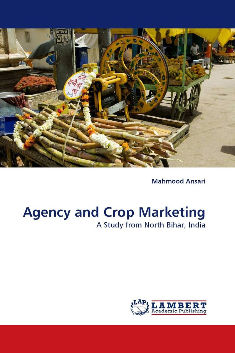 Agency and Crop Marketing marketing channels