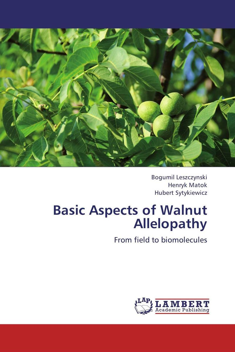 Basic Aspects of Walnut Allelopathy environmental effects on photosynthesis of c3 plants