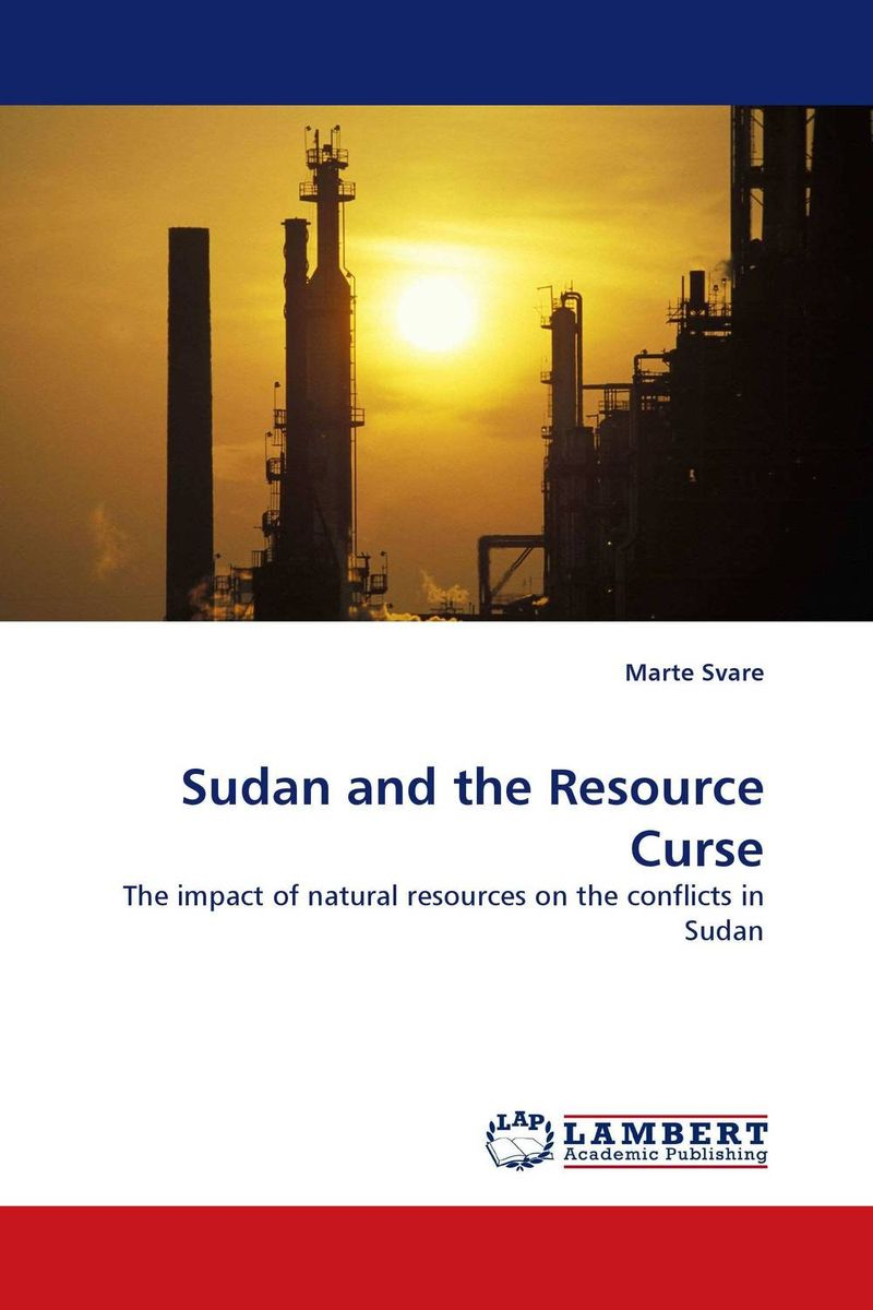 Sudan and the Resource Curse economic methodology