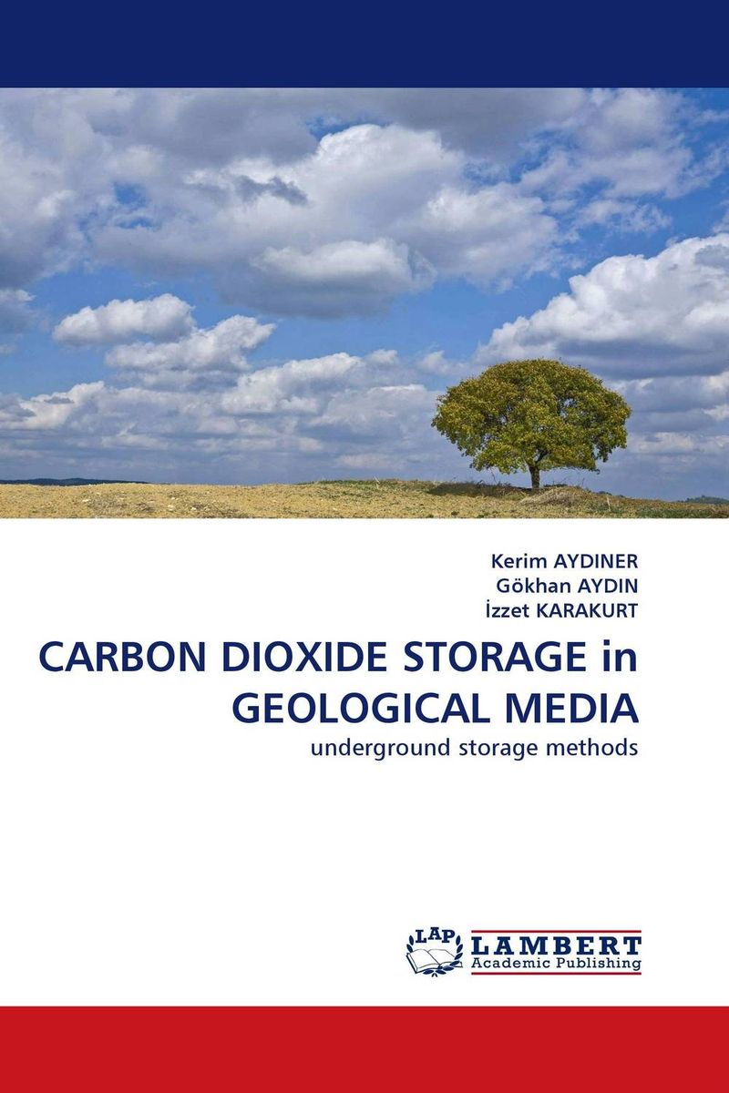 CARBON DIOXIDE STORAGE in GEOLOGICAL MEDIA evaluation of carbon capture and storage as a best available technique