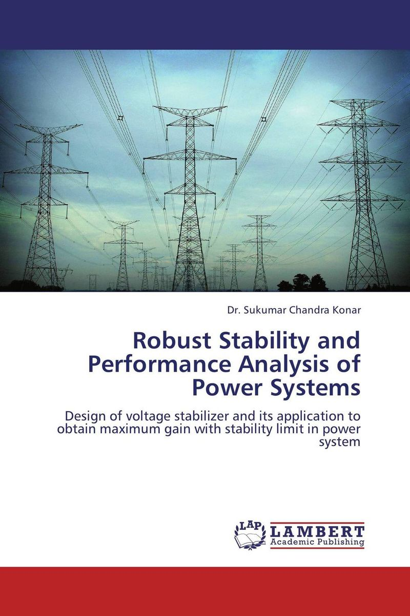 Robust Stability and Performance Analysis of Power Systems stem bromelain in silico analysis for stability and modification