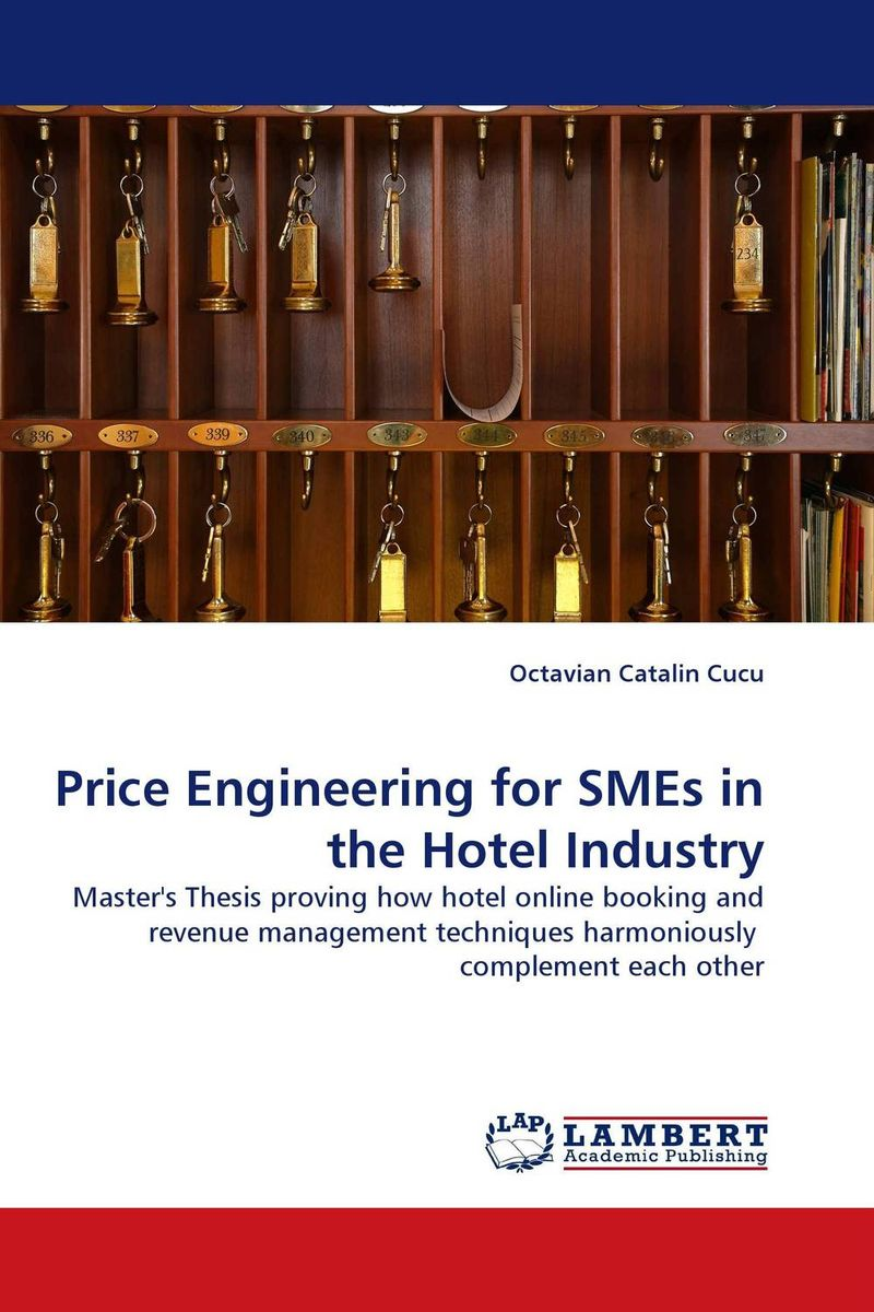 Price Engineering for SMEs in the Hotel Industry biotechnology in the pulp and paper industry 21