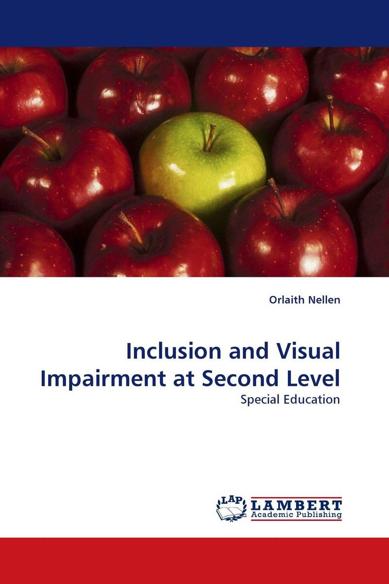 Inclusion and Visual Impairment at Second Level набор сверл metabo 627949000