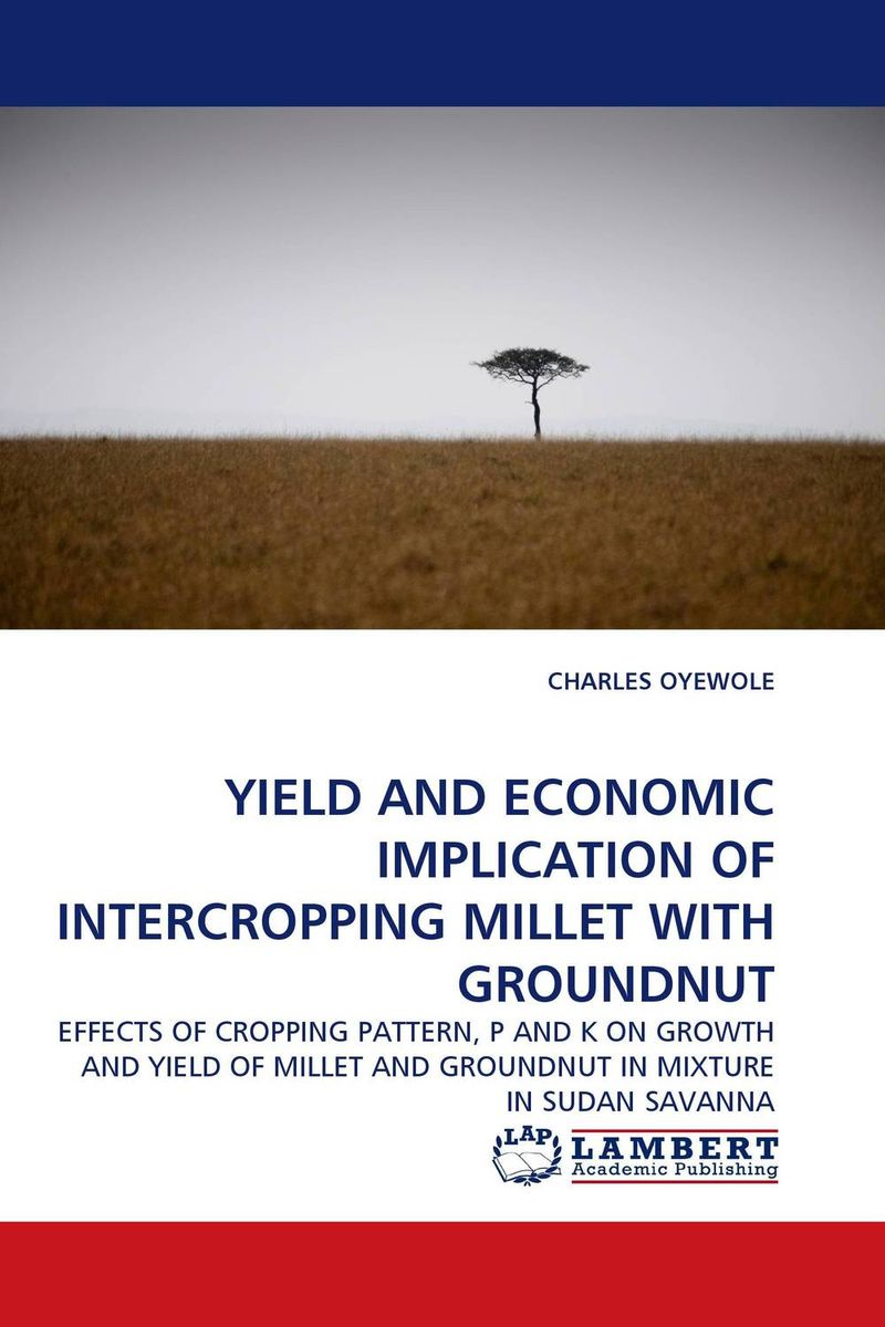 YIELD AND ECONOMIC IMPLICATION OF INTERCROPPING MILLET WITH GROUNDNUT шланг садовый economic трехслойный 1 20м
