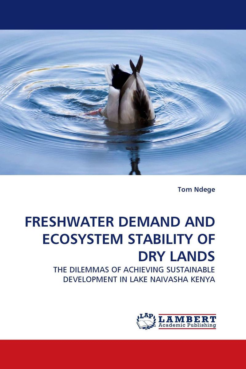FRESHWATER DEMAND AND ECOSYSTEM STABILITY OF DRY LANDS