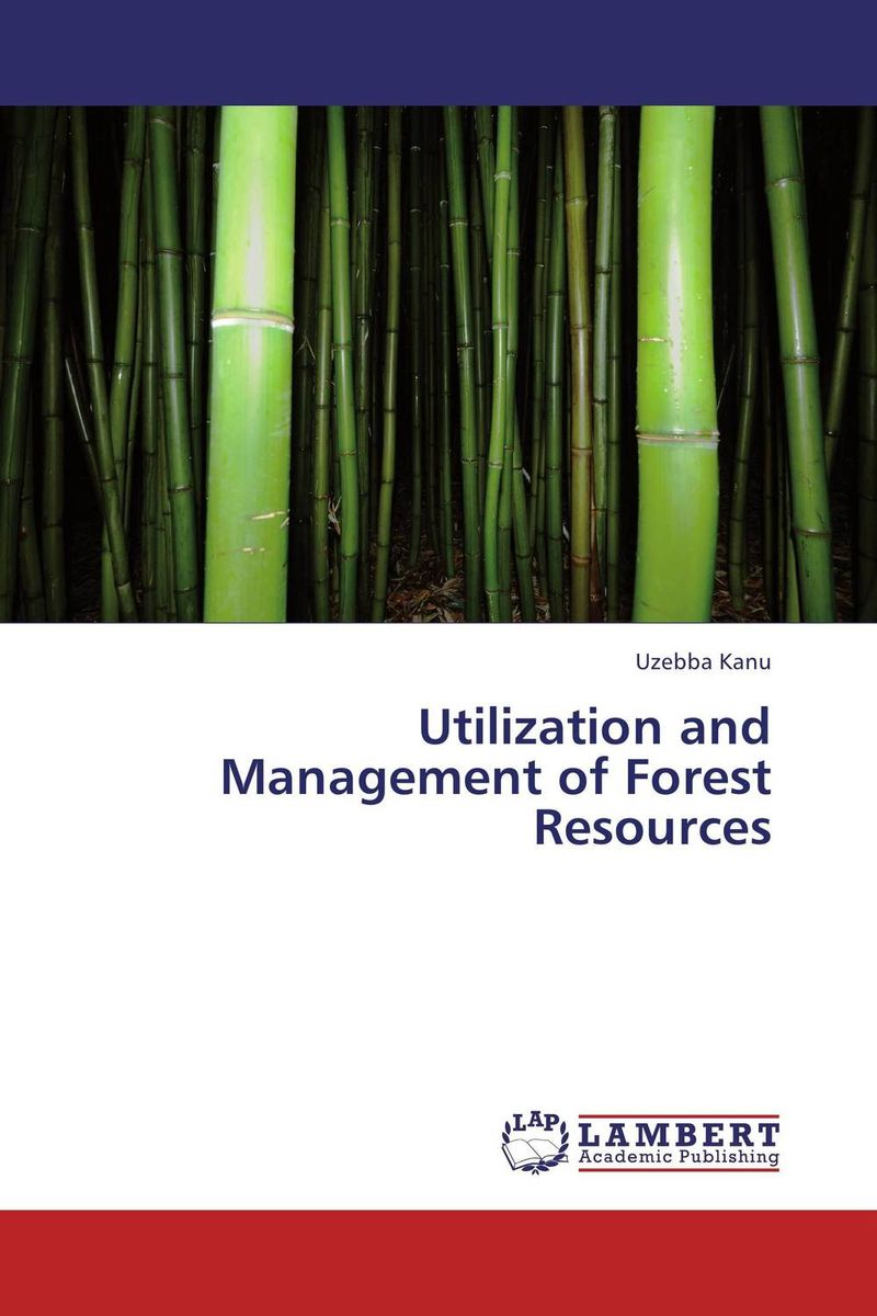 Utilization and Management of Forest Resources thomas winterbottom an accont of the native africans in the sierra leone vol 2