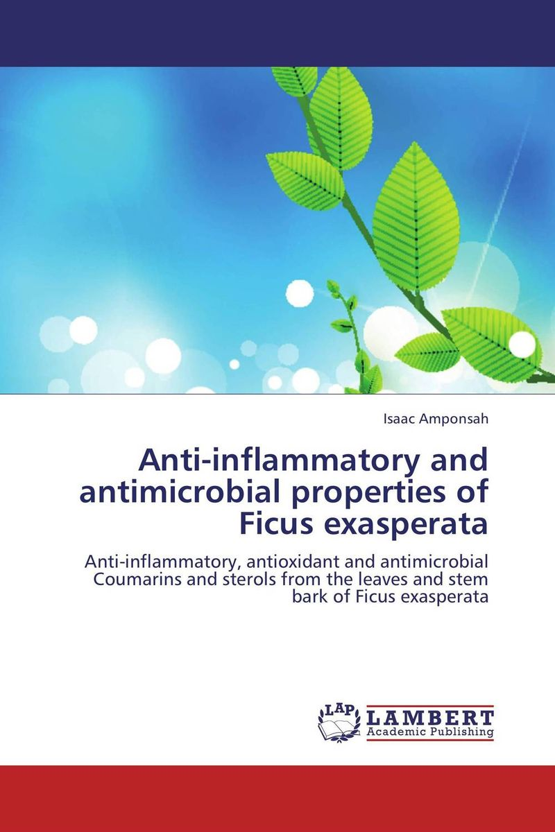 Anti-inflammatory and antimicrobial properties of Ficus exasperata a search for nonsteroidal anti inflammatory compounds pyridine
