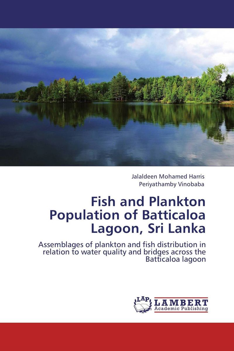 Fish and Plankton Population of Batticaloa Lagoon, Sri Lanka fish and plankton population of batticaloa lagoon sri lanka