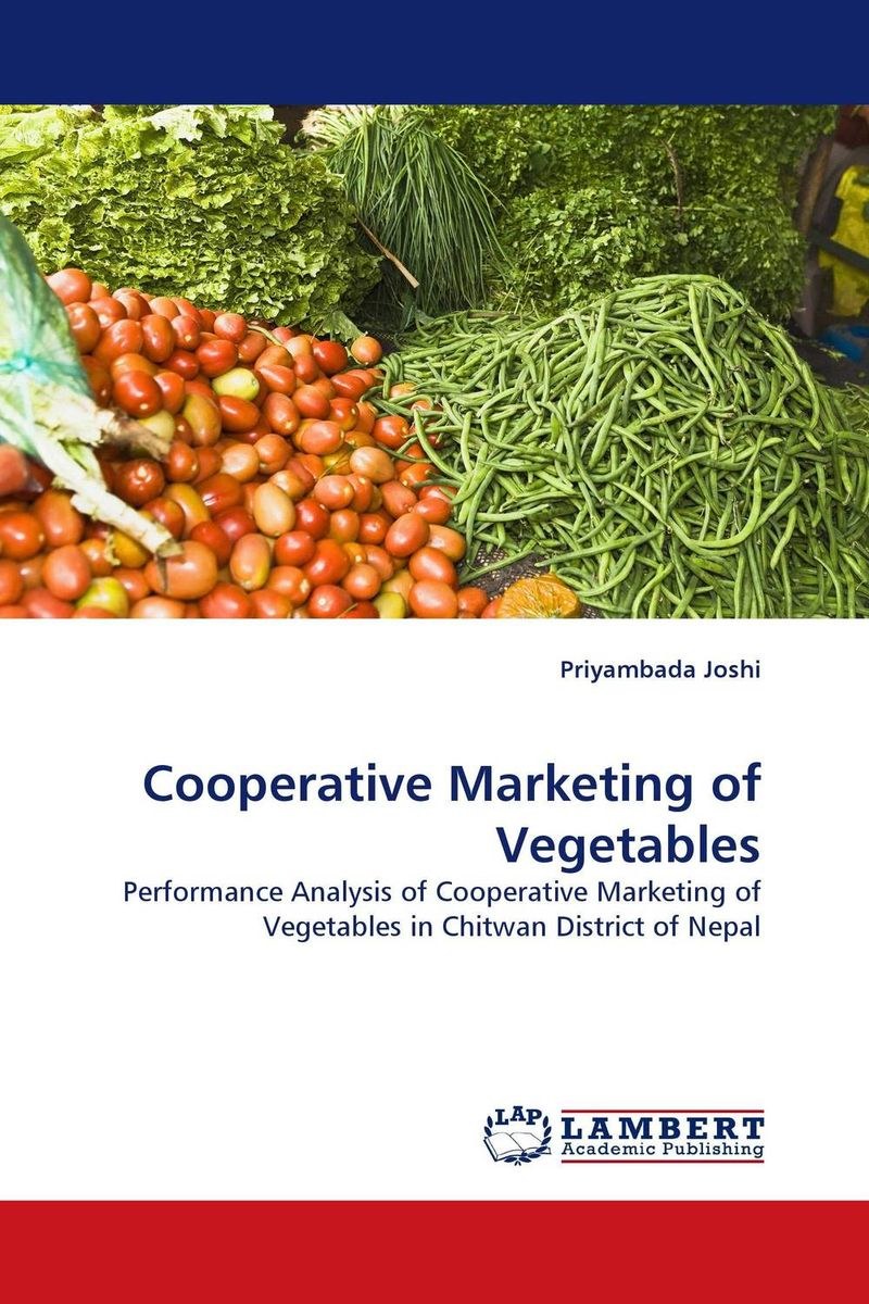 Cooperative Marketing of Vegetables the role of evaluation as a mechanism for advancing principal practice