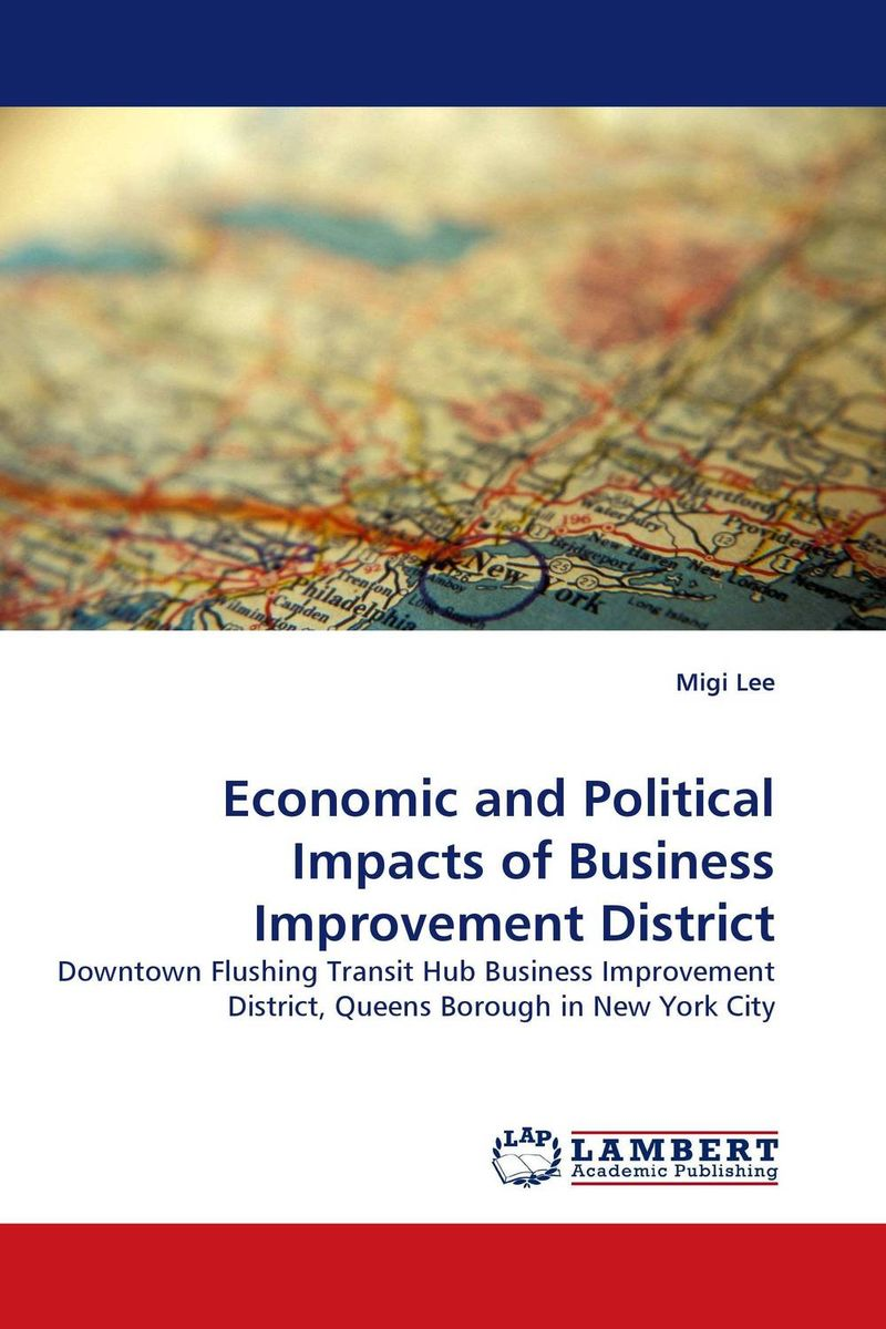 Economic and Political Impacts of Business Improvement District economic methodology