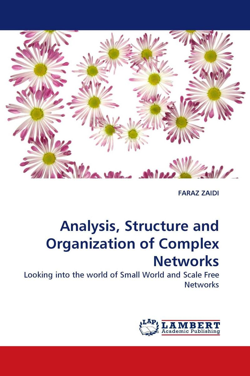 Analysis, Structure and Organization of Complex Networks clustering and classification methods used in biosequence analysis