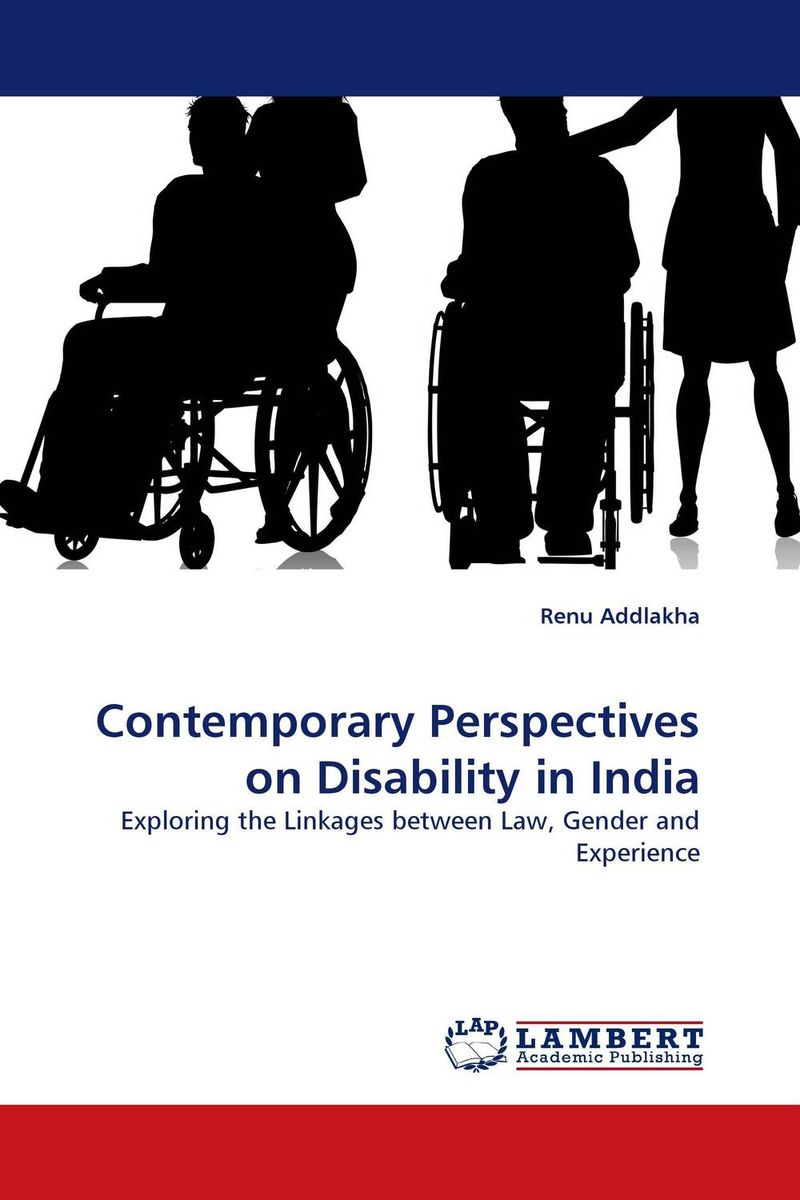 Contemporary Perspectives on Disability in India renu addlakha contemporary perspectives on disability in india