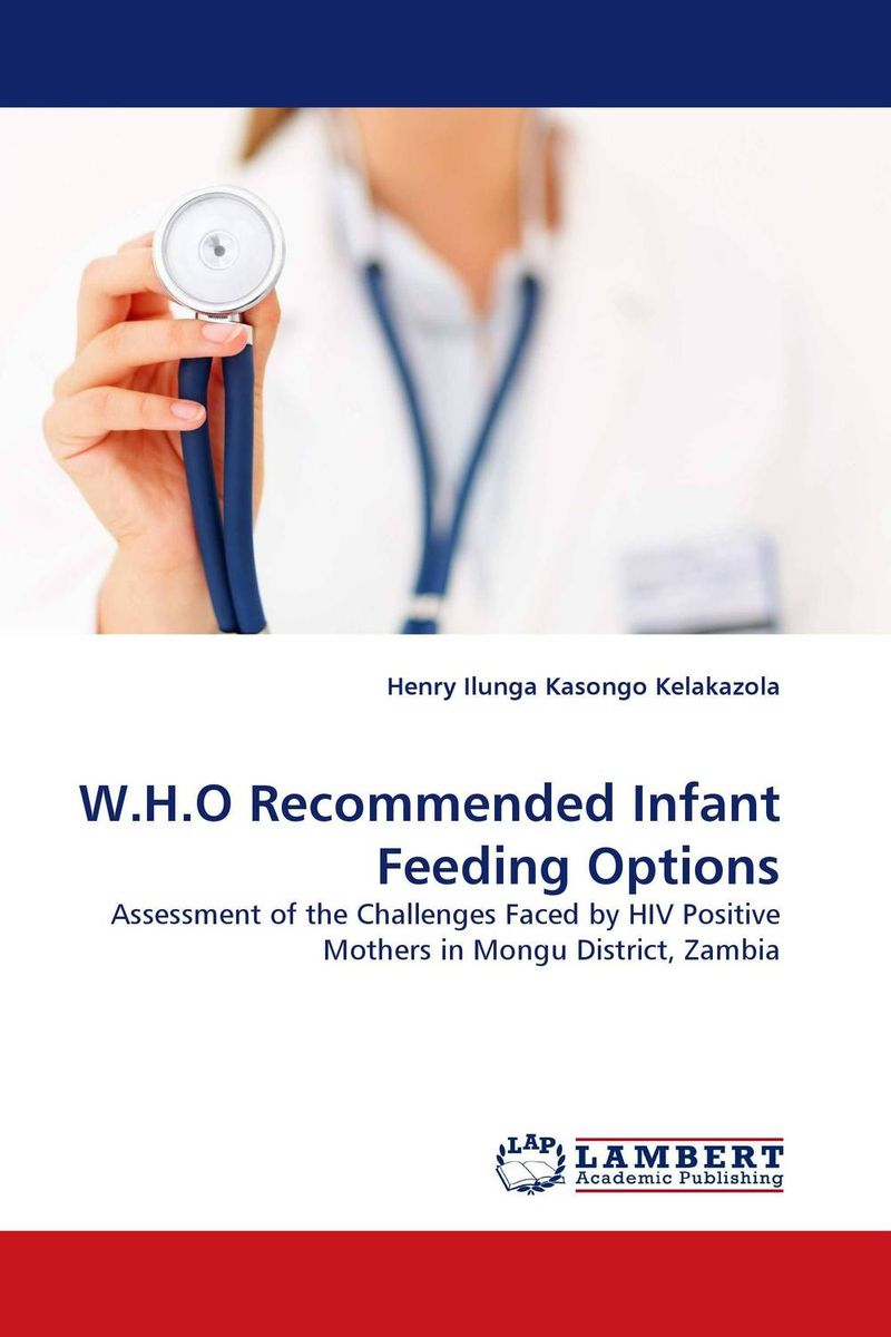 W.H.O Recommended Infant Feeding Options infant parenting in zambia