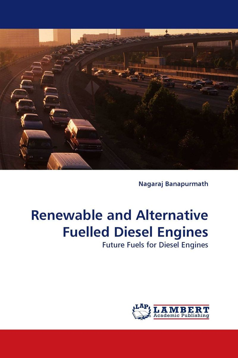 Renewable and Alternative Fuelled Diesel Engines купить