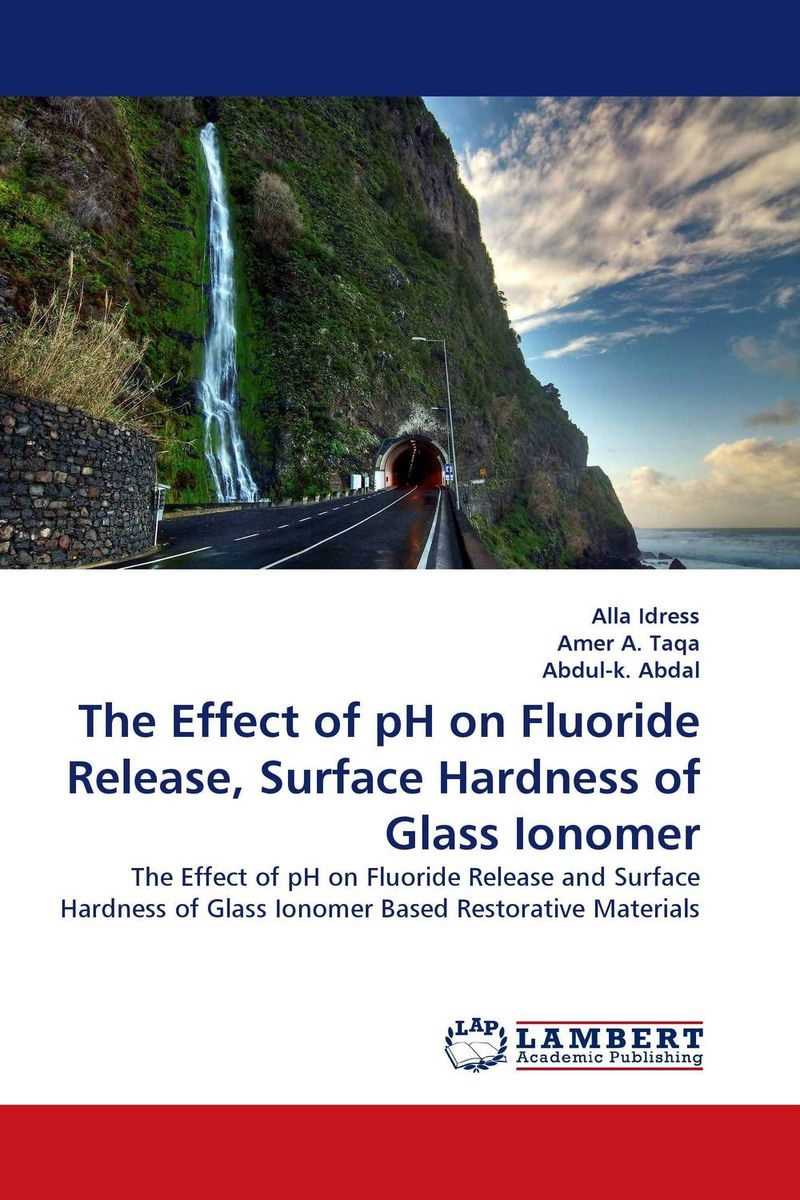 The Effect of pH on Fluoride Release, Surface Hardness of Glass Ionomer fluoride rechargeability