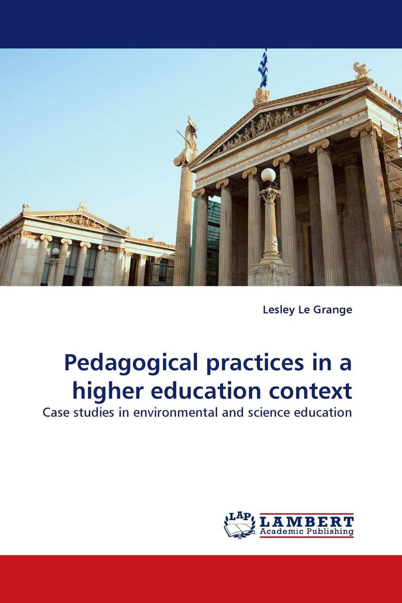 Pedagogical practices in a higher education context