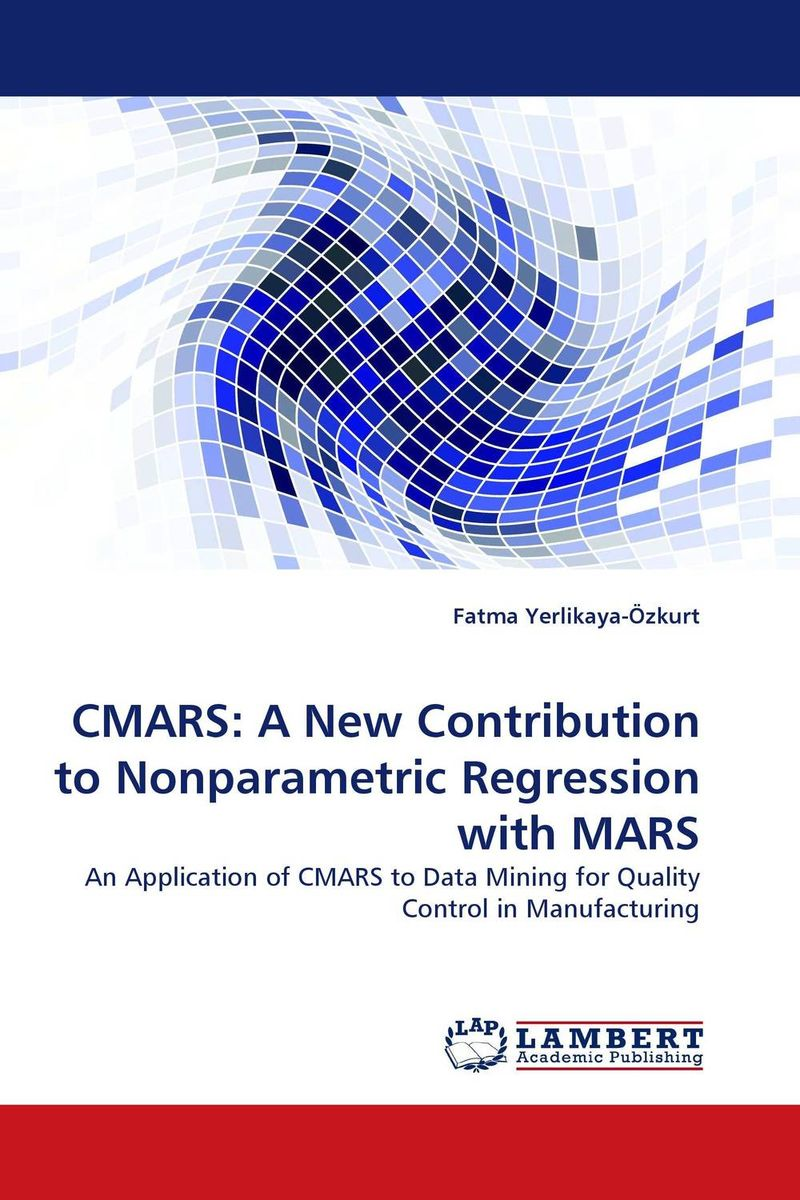 CMARS: A New Contribution to Nonparametric Regression with MARS teddy mars book 3 almost an outlaw