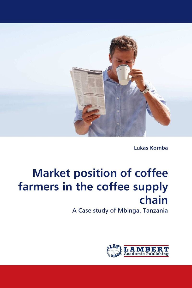Market position of coffee farmers in the coffee supply chain юбка lerros 3726410 491