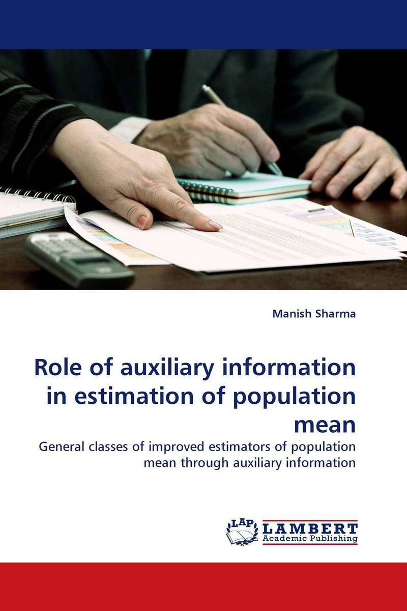 Role of auxiliary information in estimation of population mean the valves are self acting i e they operate without the supply of auxiliary energy such as electricity or compressed air