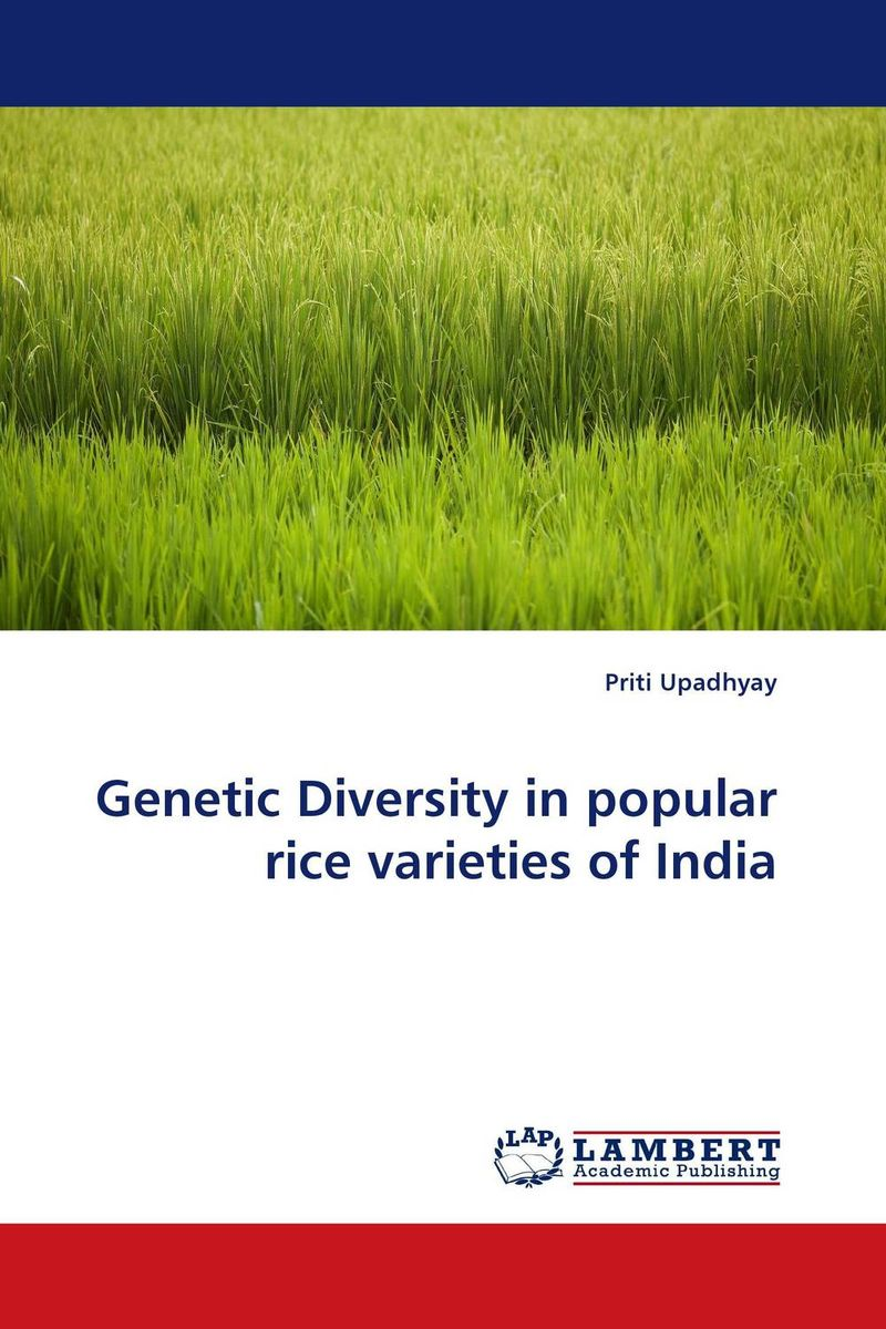Genetic Diversity in popular rice varieties of India vaishali shami naresh pratap singh and pramod kumar pal morpho physio and genetic diversity analysis on indian wheat genotypes