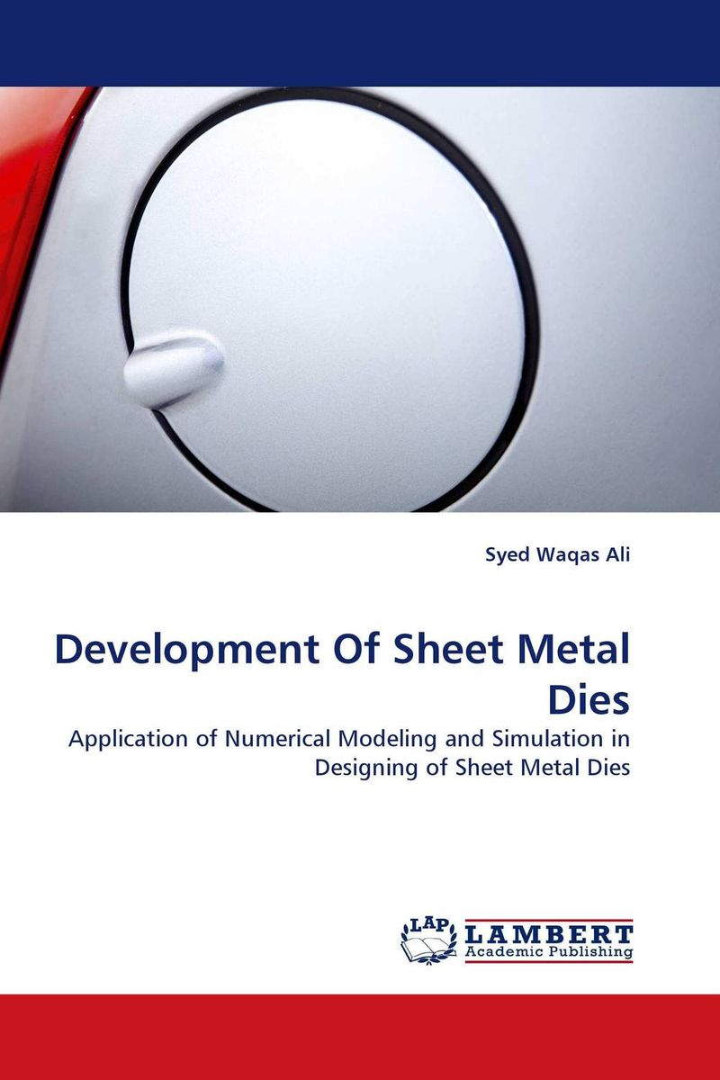 Development Of Sheet Metal Dies development of sheet metal dies