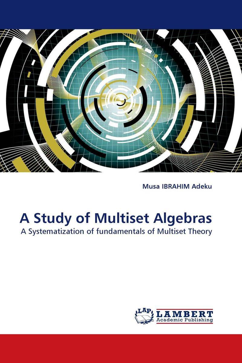 A Study of Multiset Algebras module amenability of banach algebras