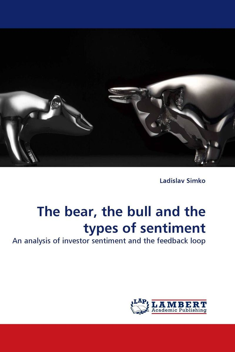 The bear, the bull and the types of sentiment brinton daniel garrison the religious sentiment