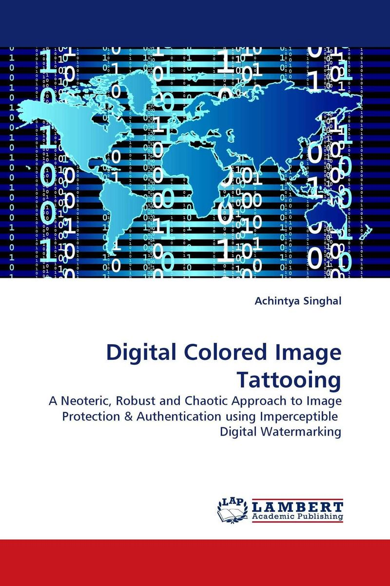 Digital Colored Image Tattooing image tamper detection using reversible watermarking