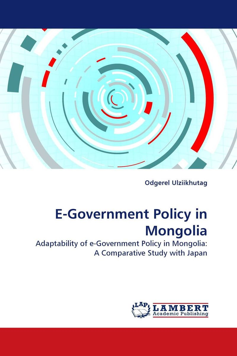 E-Government Policy in Mongolia