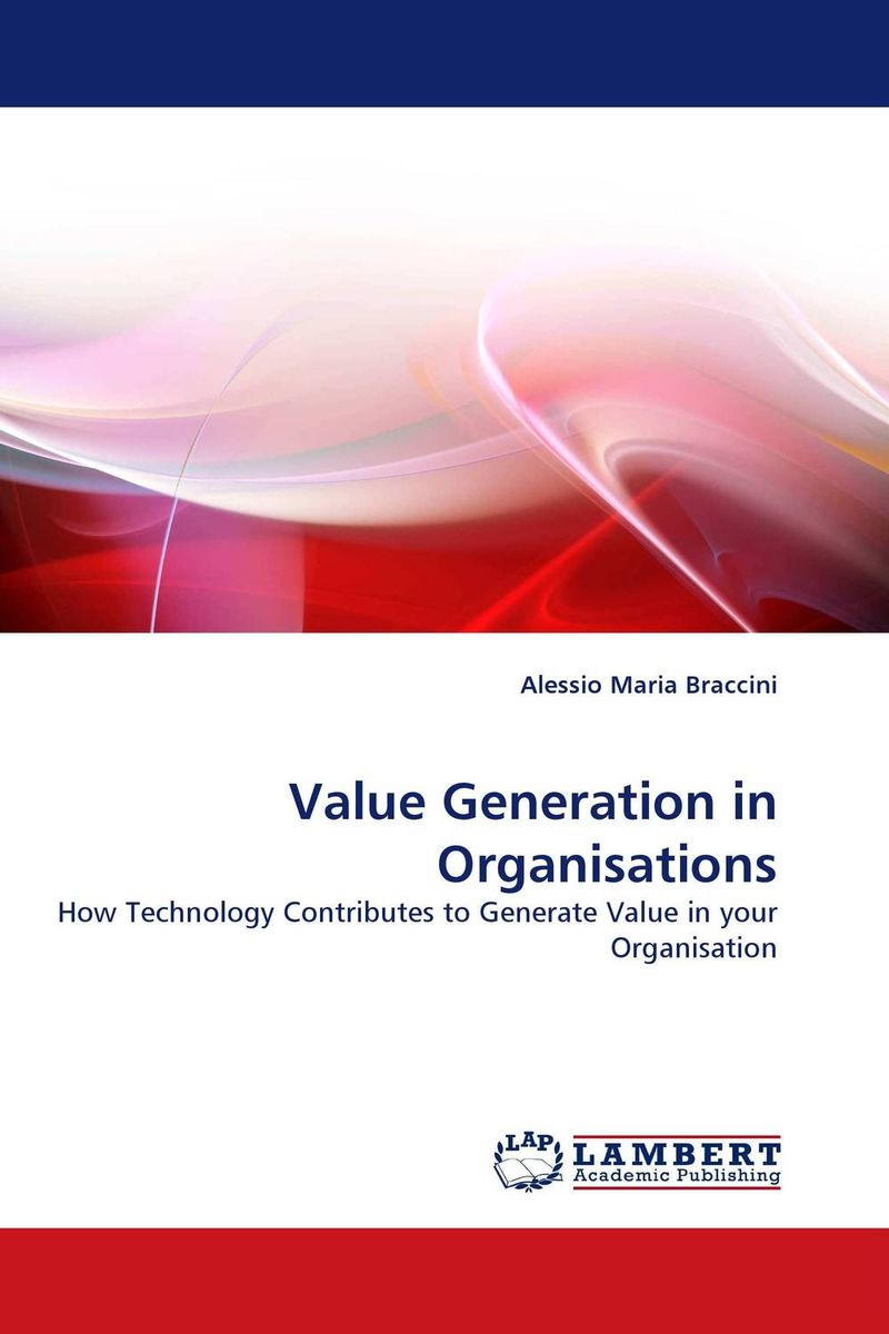 Value Generation in Organisations jacob thomas empowering process in business organisations