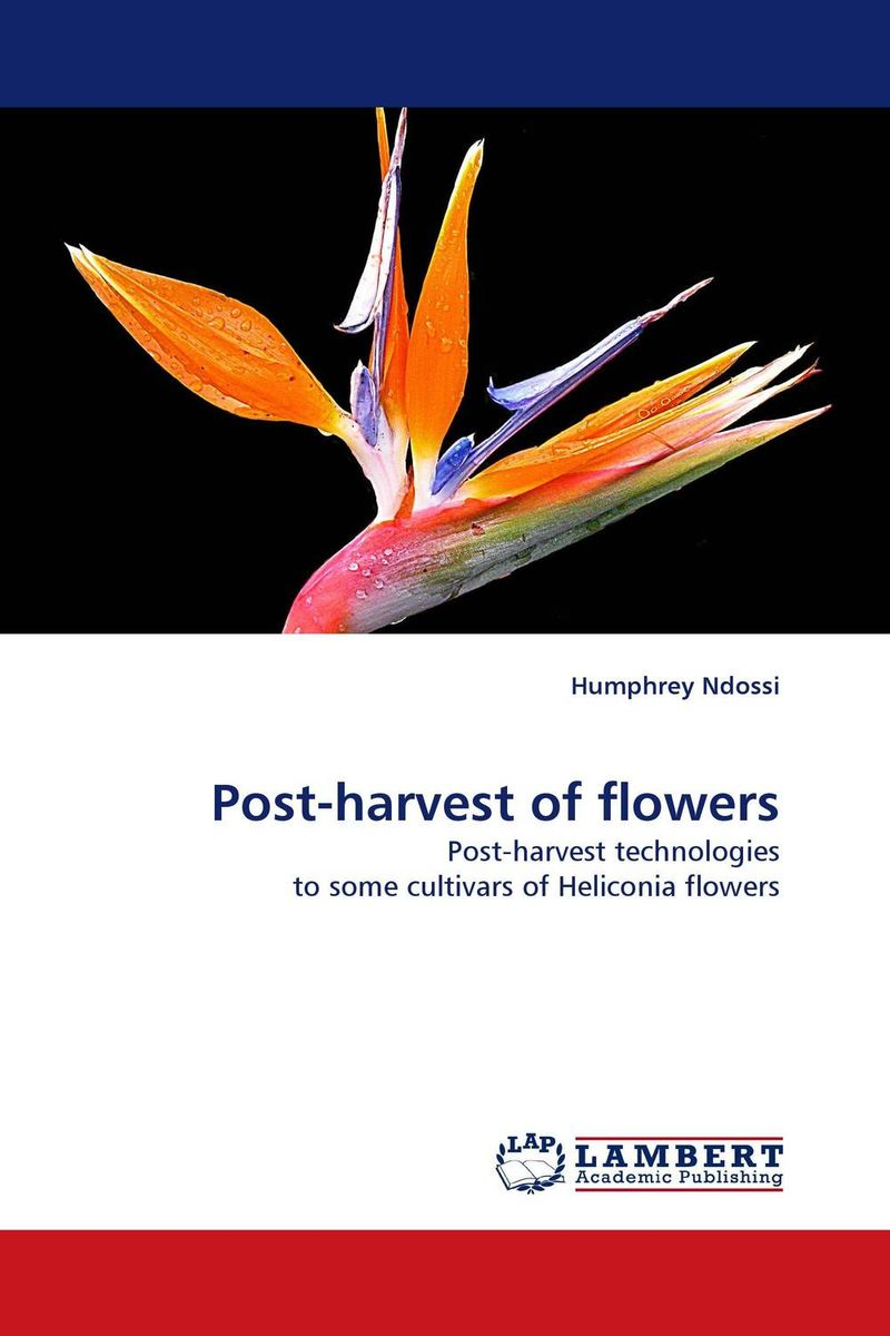 Post-harvest of flowers ауди а3 2009 г продам