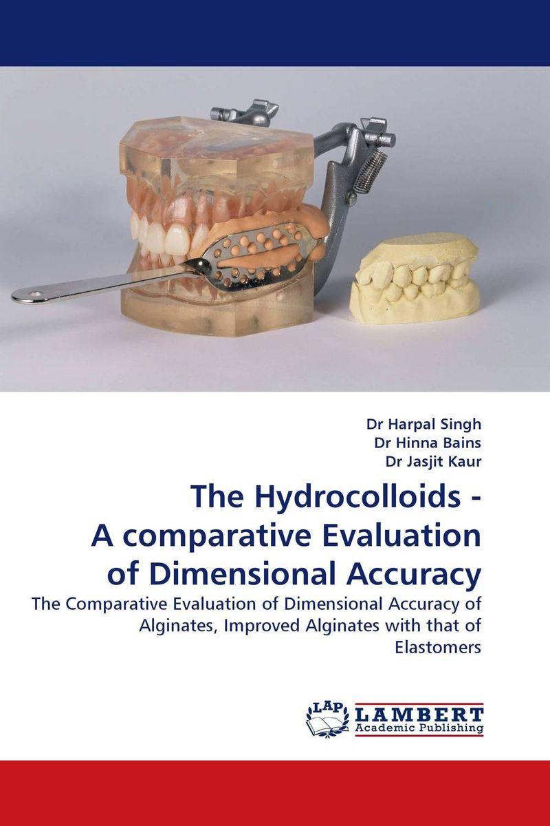The Hydrocolloids - A comparative Evaluation of Dimensional Accuracy a comparative evaluation of cryptographic algorithms