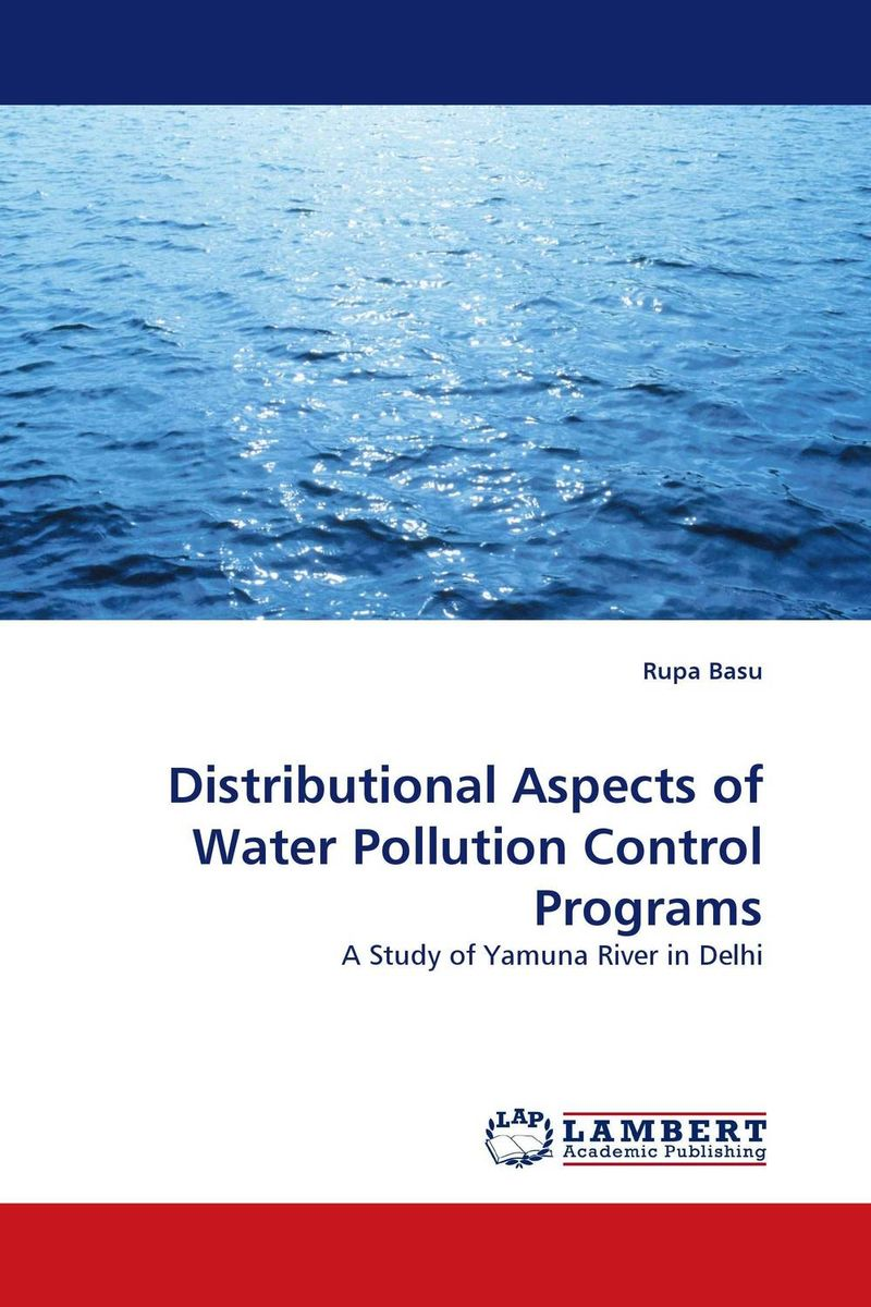 Distributional Aspects of Water Pollution Control Programs bride of the water god v 3